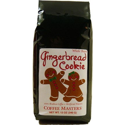 Gingerbread Cookie Gourmet Coffee