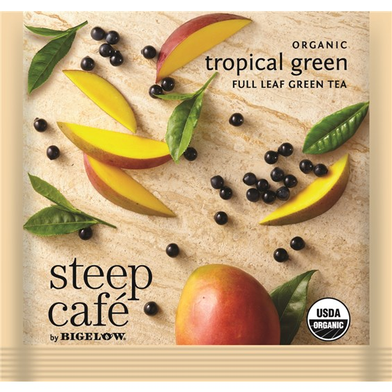 steep Cafe-Tropical-Green