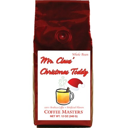 Mrs. Claus' Christmas Toddy Gourmet Coffee