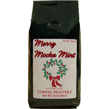 Merry Mocha Mint Gourmet Coffee